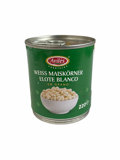 Acquista mais bianco messicano aviles e preparatevi dei deliziosi esquites per sentirvi come in Messico