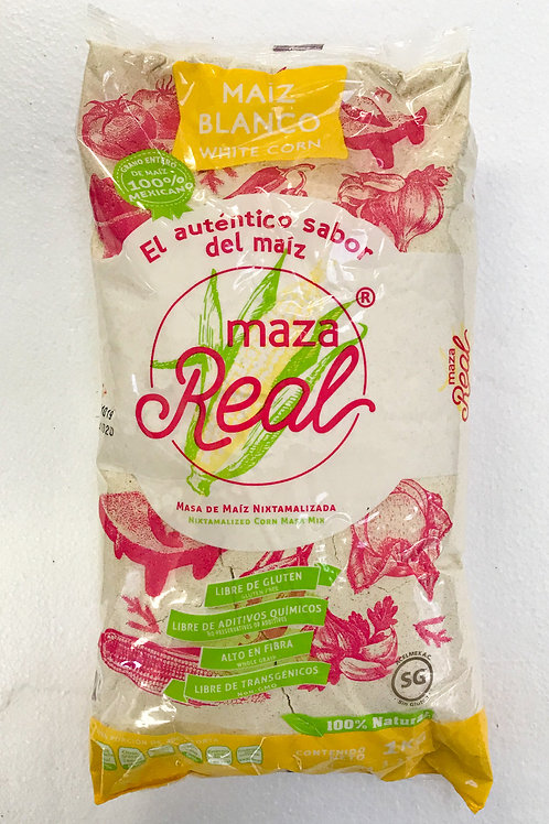 Maza Real Maiz Blanco