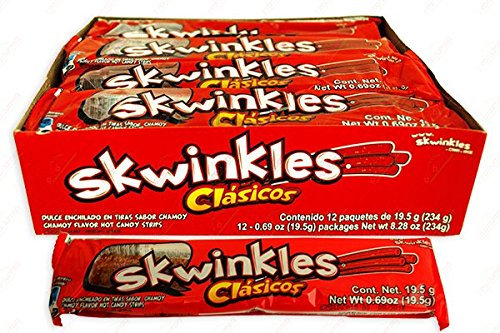 Skwinkles Clasicos 12 pz
