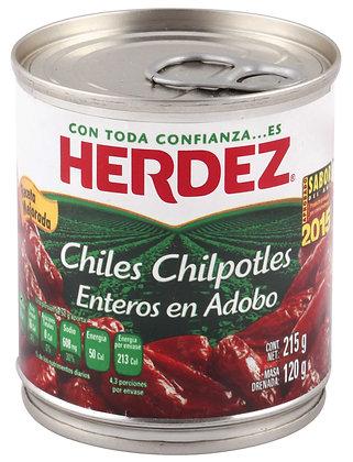 Chiles Chipotles en adobo