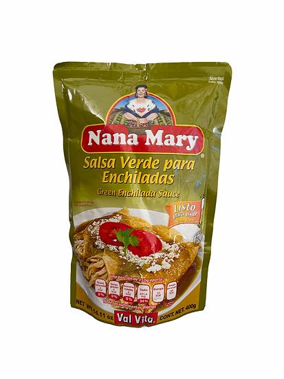 Salsa Verde per Enchiladas Nana Mary