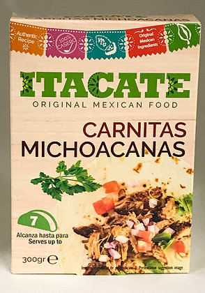 Carnitas Michoacanas Itacate