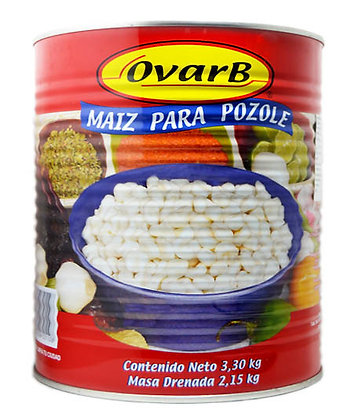 Maiz pozolero blanco 3,1 kg