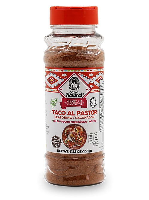 Sazonador Tacos al pastor 100 g