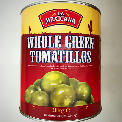 Tomatillo Entero 2,8 kg