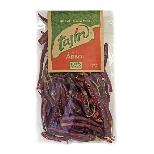 Chile de Arbol 75 g