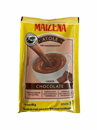 Acquista atole maizena di cioccolato in modo da poterlo preparare caldo e sentirsi in Messico con il suo delizioso sapore