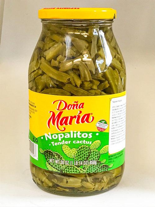 Nopales 850 g Dona Maria