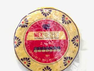 Tortillas de maíz Mexicanas