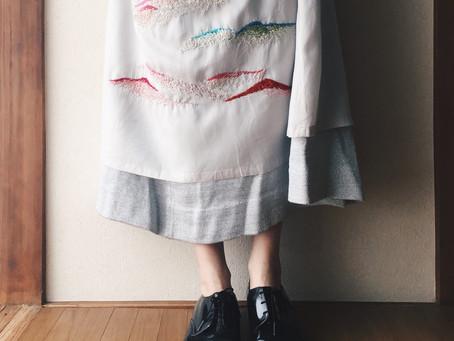 mountains petticoat