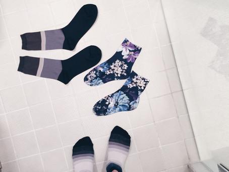 Socks and Bangs