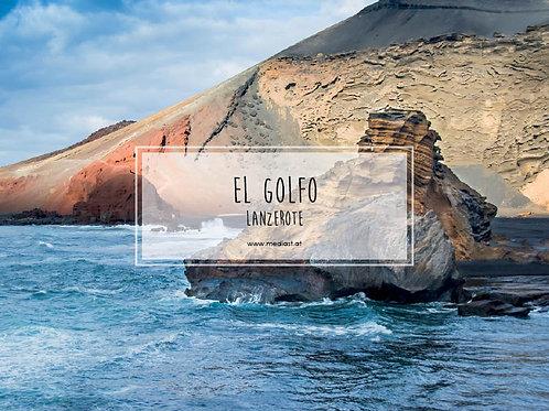 El Golfo / 70x50cm