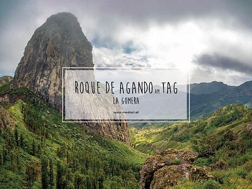 Roque de Agando / 70x50cm