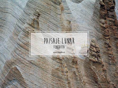 Paisaje Lunar / 70x50cm