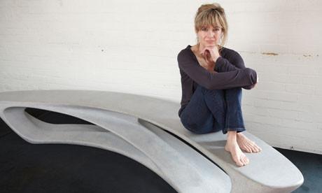 Amanda Levete, architecte