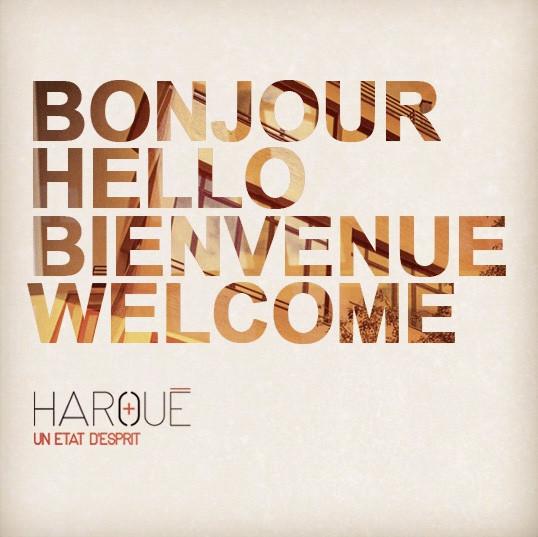 Welcome Haroué