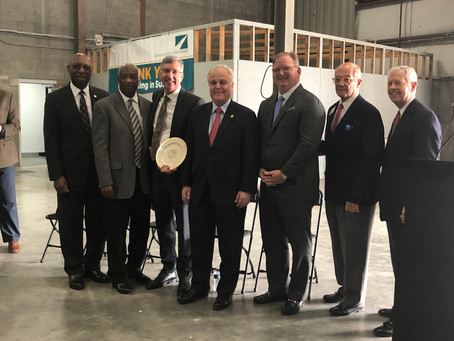 ARMOROCK TO INVEST $6.6 MILLION IN ROCKY MOUNT AND EDGECOMBE COUNTY