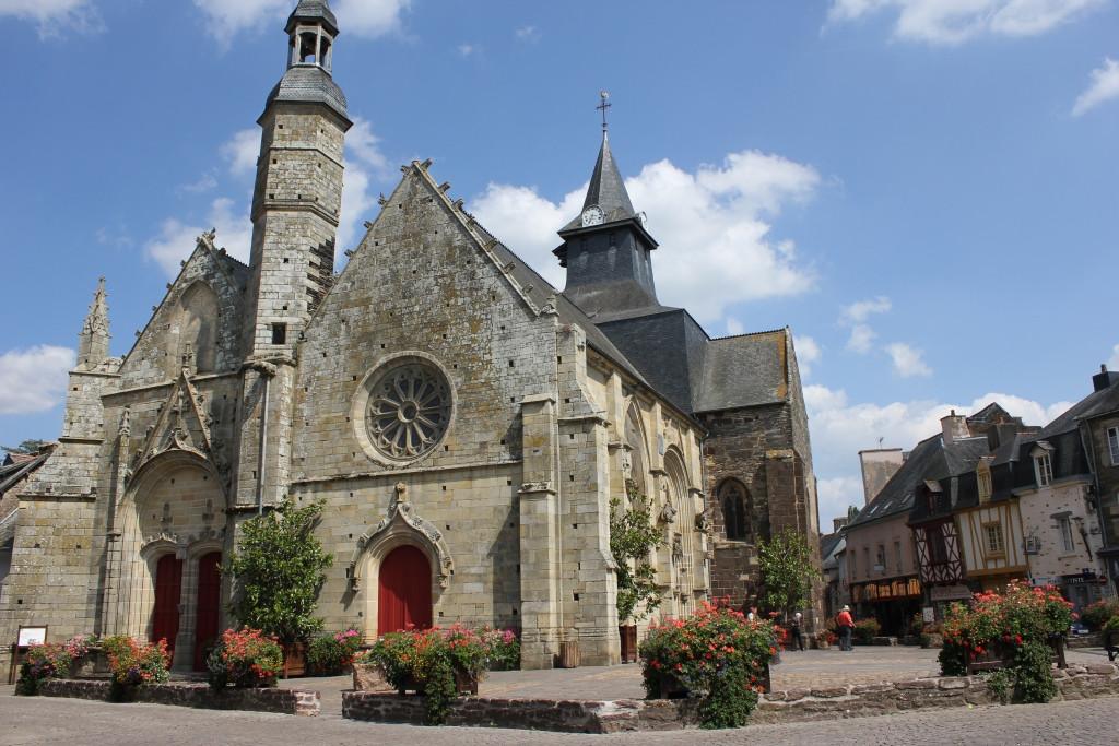 Eglise de Malestroit