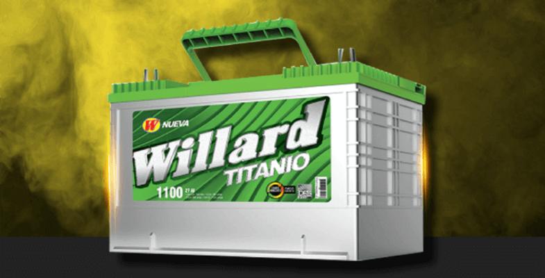 Baterias Willard A Domicilio.png