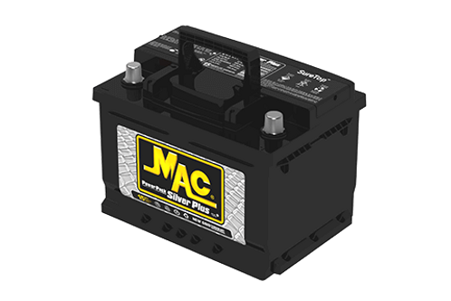 Bateria MAC Silver 36IST600