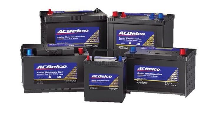 baterias acdelco en bucaramaga