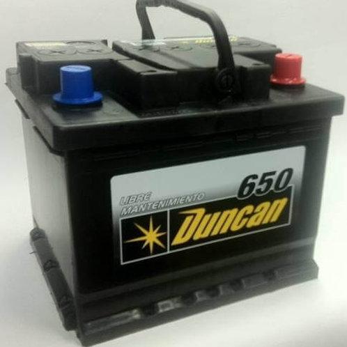 Batería Duncan 36R650