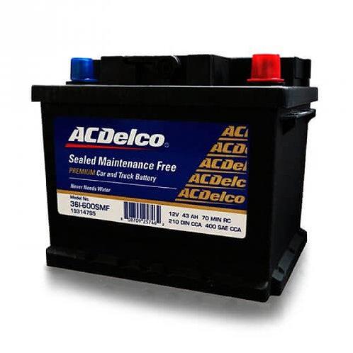 Batería Acdelco Dorada 36