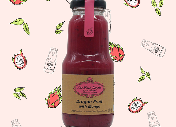 Dragon fruit nectar