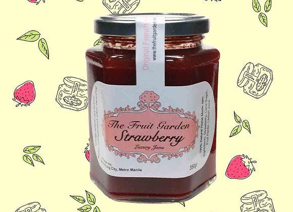 Strawberry Jam 350gr
