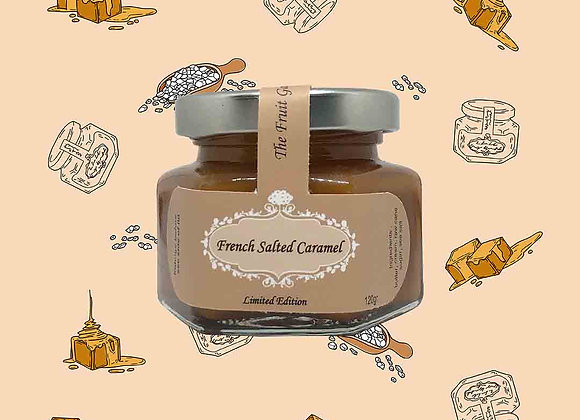 French salted caramel 120gr