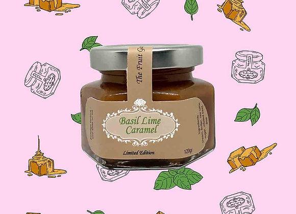 Basil caramel 120gr