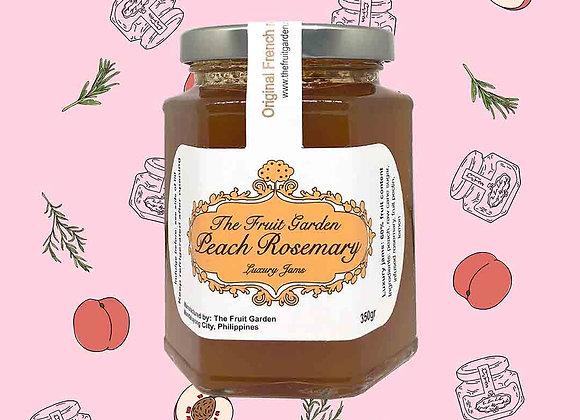 Peach Rosemary Jam 350g