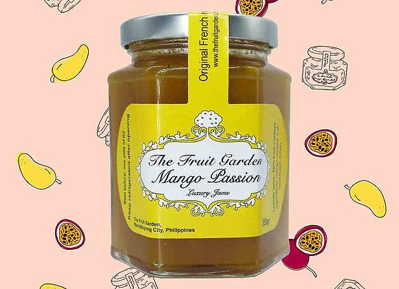 Mango Passion Jam