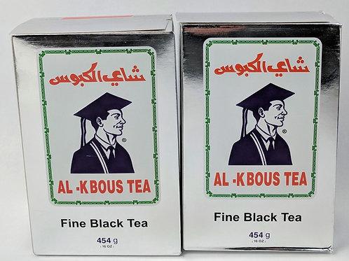 Al Kbous Loose Tea 450g شاي الكبوس PK OF 2