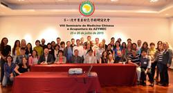 VIII Seminário de Medicina Chinesa