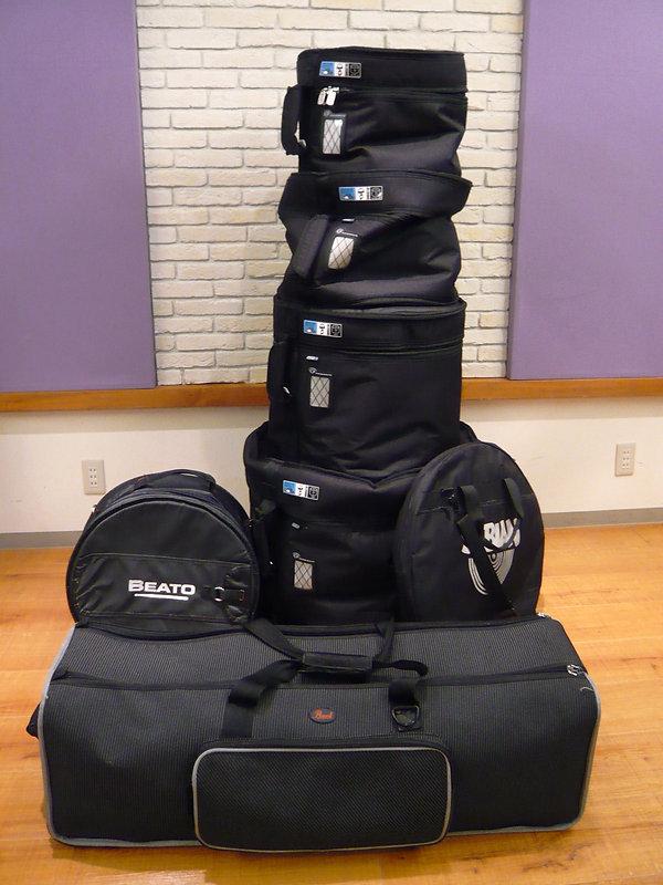 ドラムレンタル,荷量,ケース入