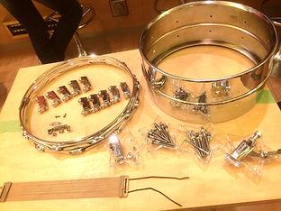 ドラム修理・ペダル修理