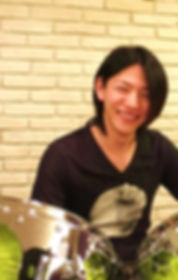 ドラム講師 藤野隼司