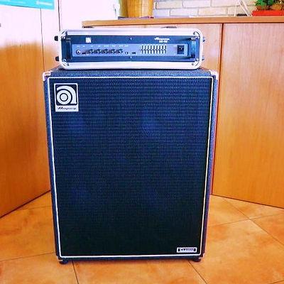 ampeg bass amp B2RE レンタル