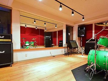 音楽スタジオ施工