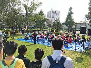 公園 屋外イベント 音響 レンタル