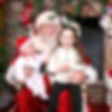 Celebration Florida Santa Photos