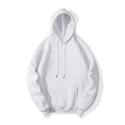 DS Simple Solid Color Hoodies