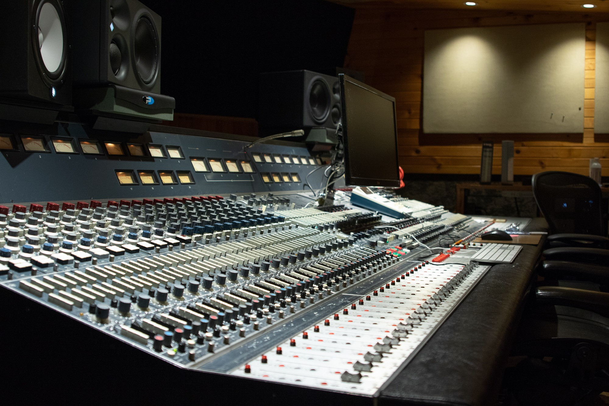 Mixing a Song