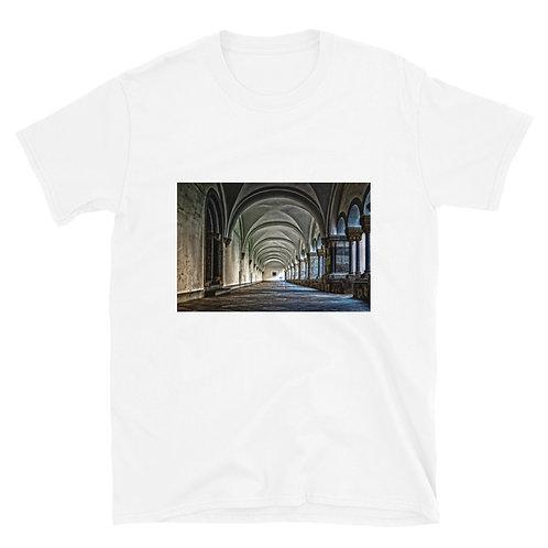 Unisex Soft T-Shirt: Monastery