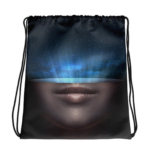Drawstring Bag: Universe Inside