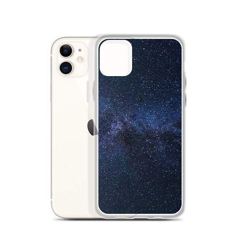 iPhone Case: Milky Way Stars