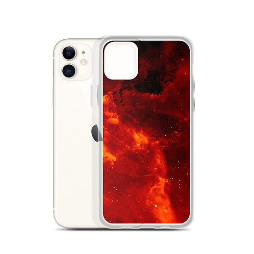 iPhone Case: Rosette Nebula