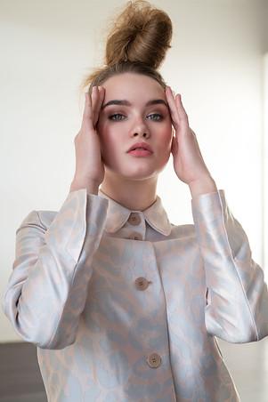 Photographie: Caroline Miller  Mua: Tanja Pashkovskaya  Label: Sly0010  Hair: Mica Frisch