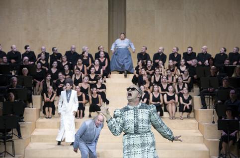The Komische oper